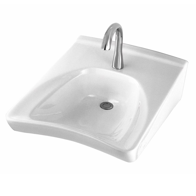 Toto Lt308 01 Wheelchair Lavatory