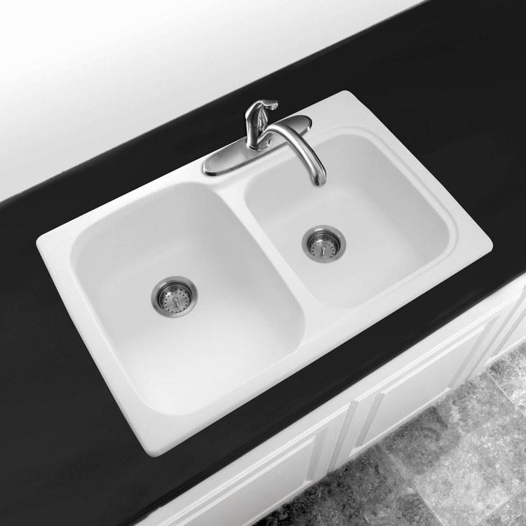 Swan Ks03322db 010 Kitchen Sink
