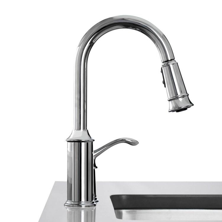 moen 7590c aberdeen kitchen faucet