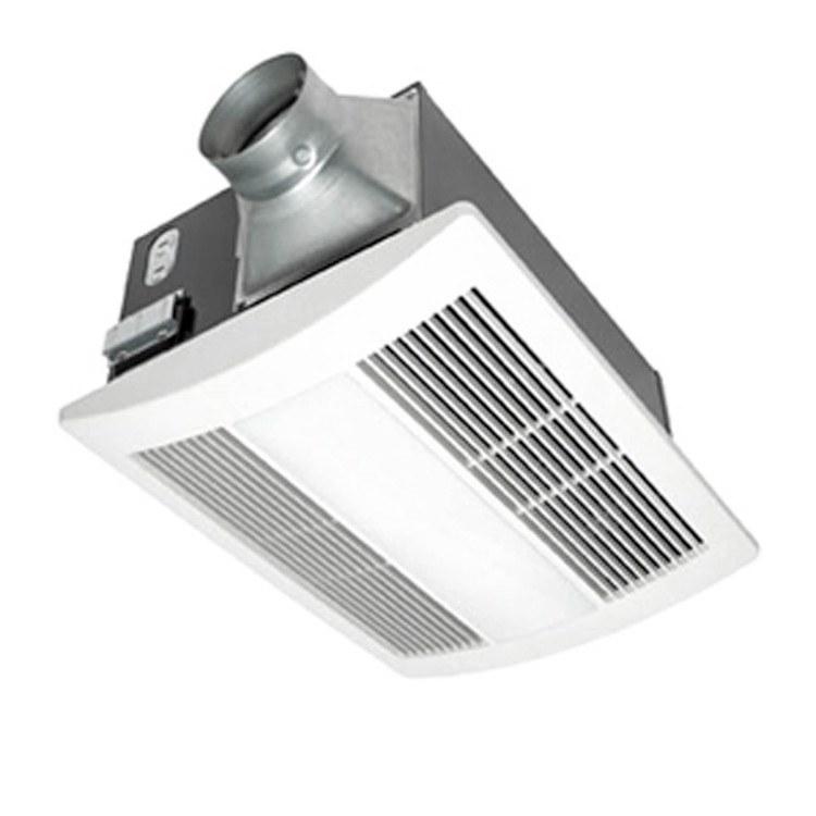 Panasonic fv 11vhl2 whisperwarm ventilation fan for Panasonic bathroom fans with light