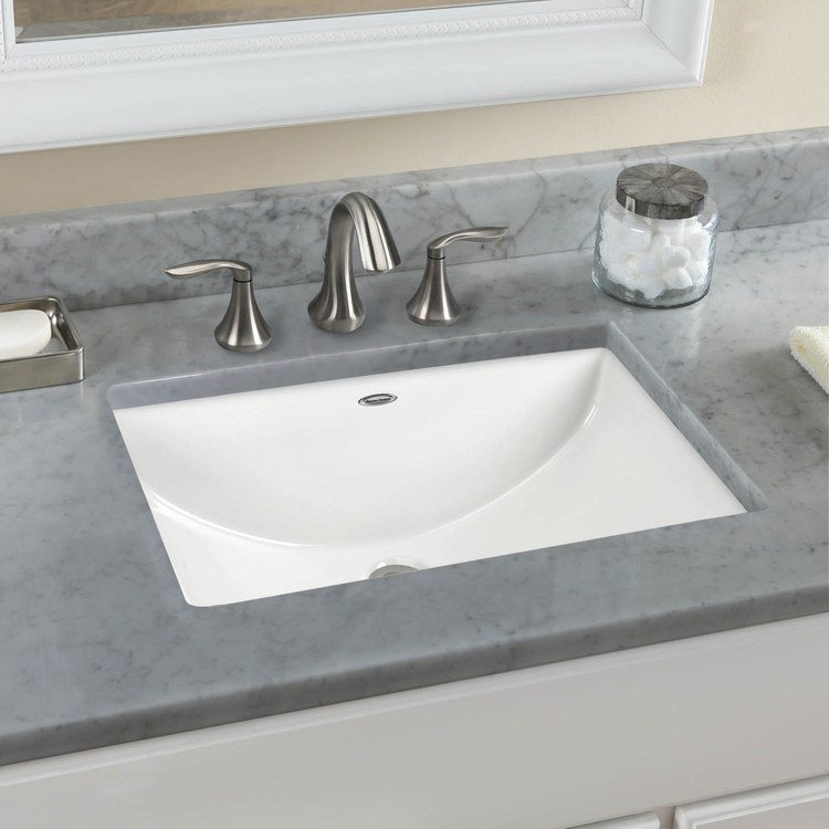 Buy American Standard Studio 21 1 4 Undermount Bathroom Sink Riverbend Home