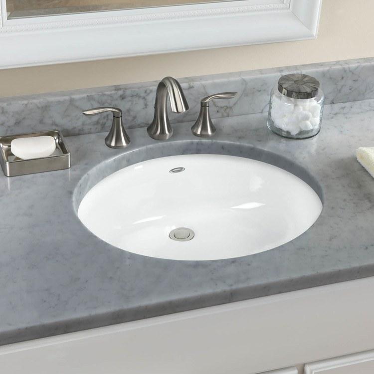 American standard ovalyn lavatory - American standard undermount bathroom sinks ...