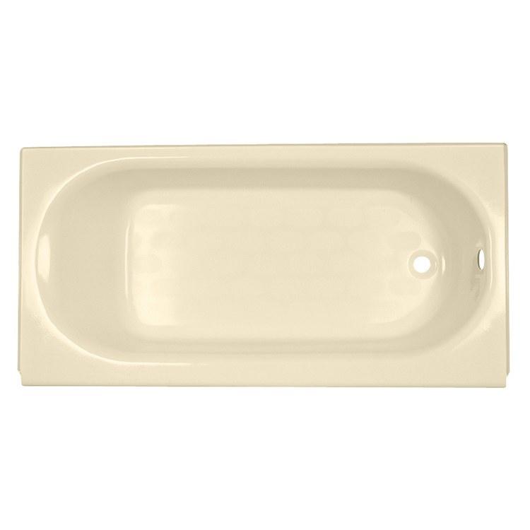 American standard princeton tub for Porcelain tubs vs acrylic