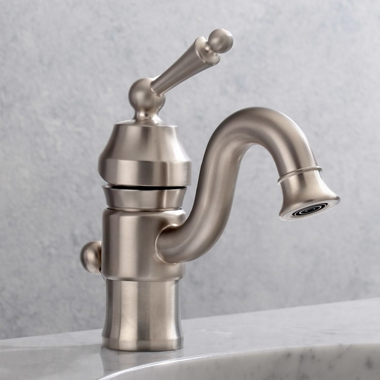 Arbor Chrome onehandle high arc pulldown kitchen faucet