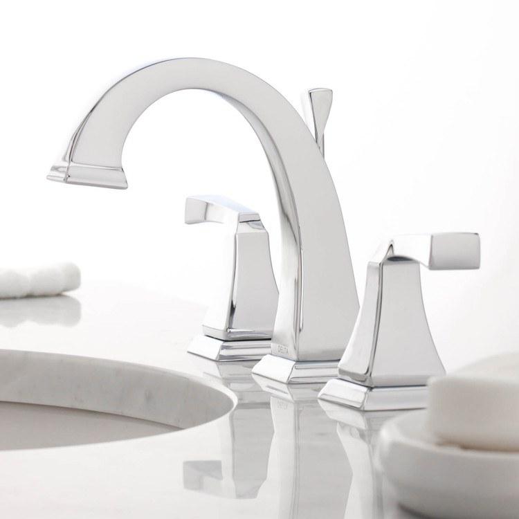 Buy Delta 3551lf Dryden Two Handle Widespread Bathroom