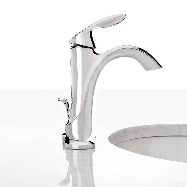 Buy Moen 6400 Eva Single Handle Bathroom Faucet
