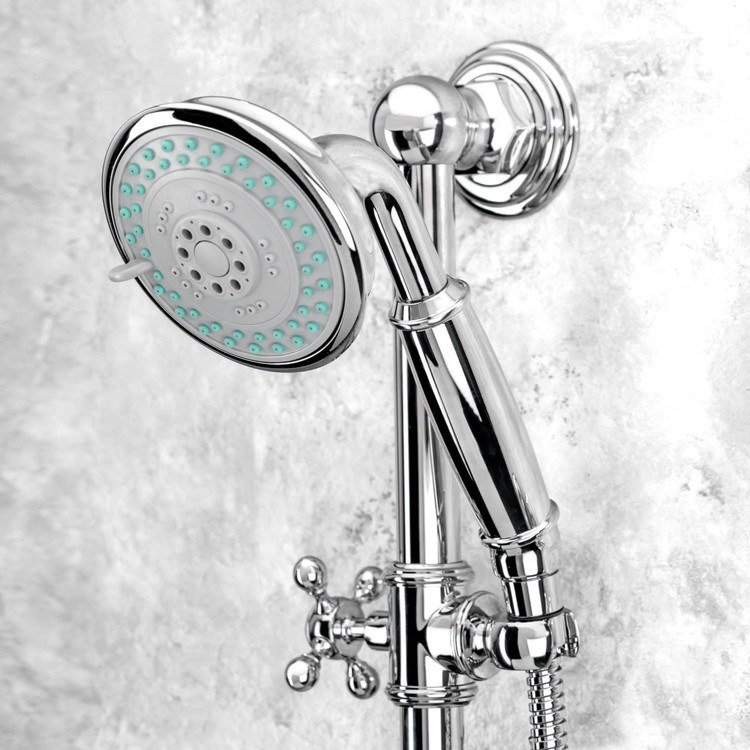 attach hand held shower tub faucet forbes 5