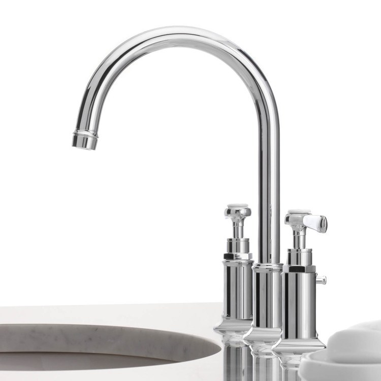 Buy Hansgrohe 16514001 Axor Montreux Two Handle Widespread