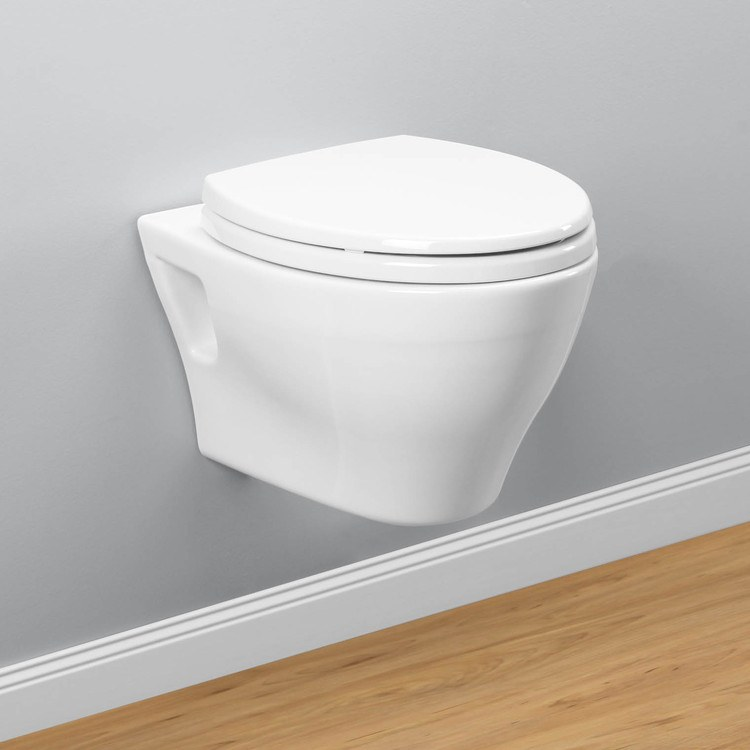 Buy Toto Ct418fg 01 Aquia Wall Mounted Dual Flush