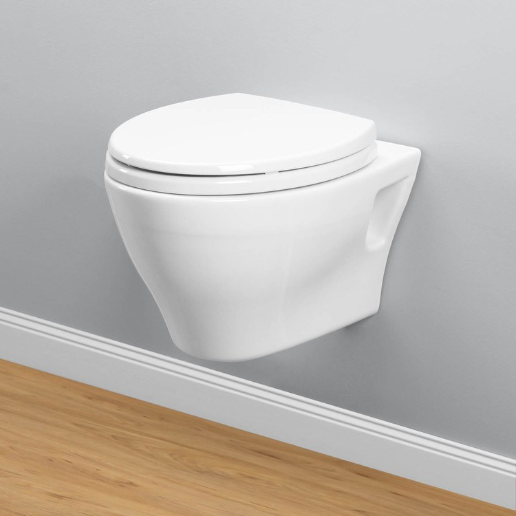 Buy Toto Ct418fg 01 Aquia Wall Mounted Dual Flush