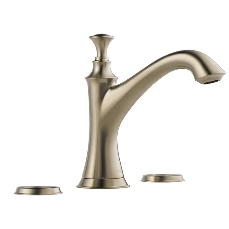 Brizo 65305lf bn lhp baliza lavatory faucet for Baliza faucet