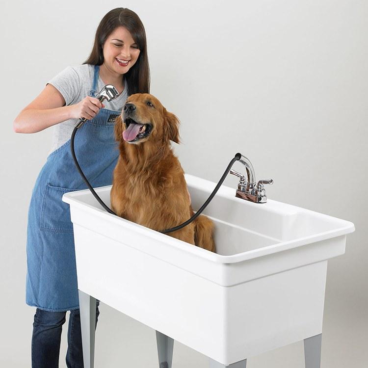 Buy Mustee 28cf Big Tub Utilatub Combo Utility Sink 40 Quot W X