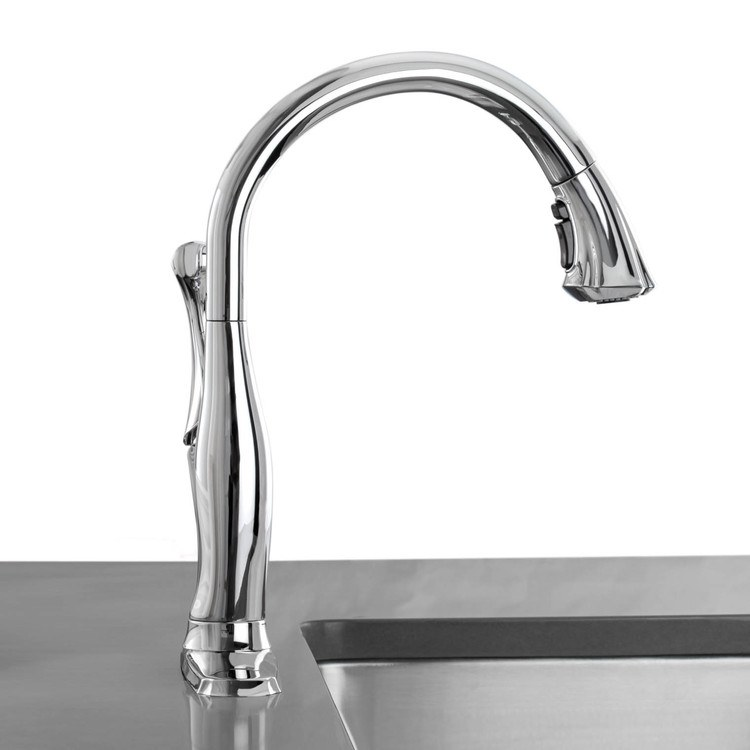 Delta 9192t Dst Addison Kitchen Faucet