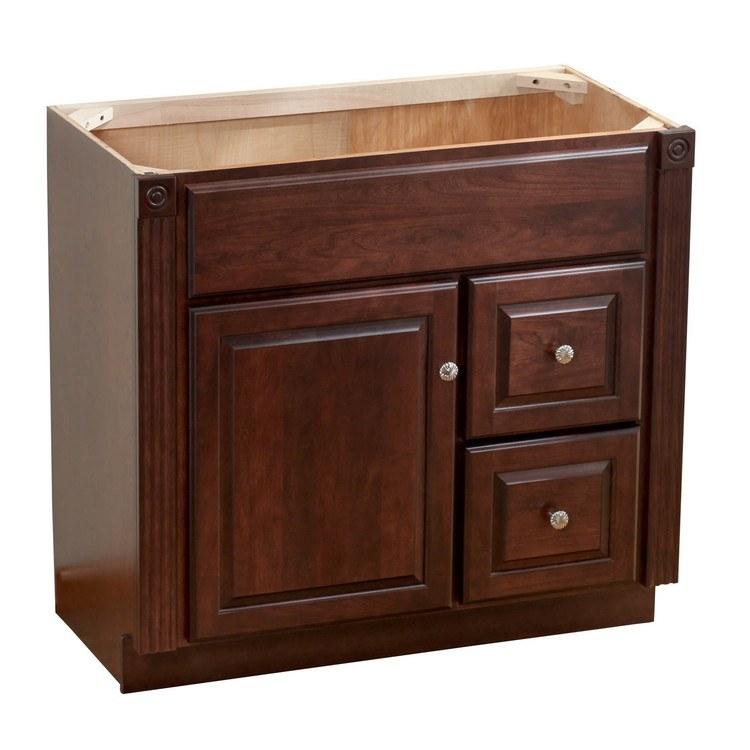 Buy Woodpro BD3618MUPCS 36 x 18 Vanity   Riverbend Home
