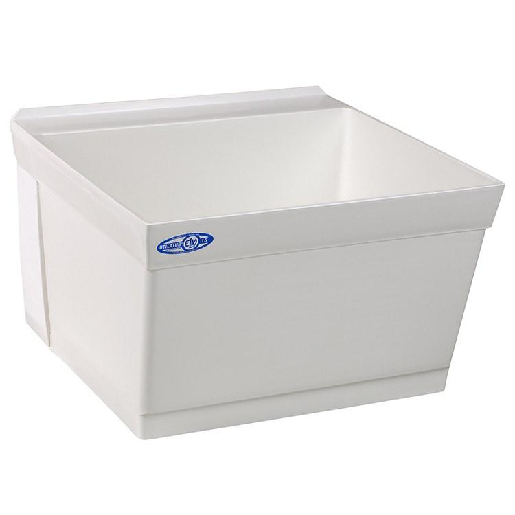 Mustee 15w Utilatub Premier Laundry Sink