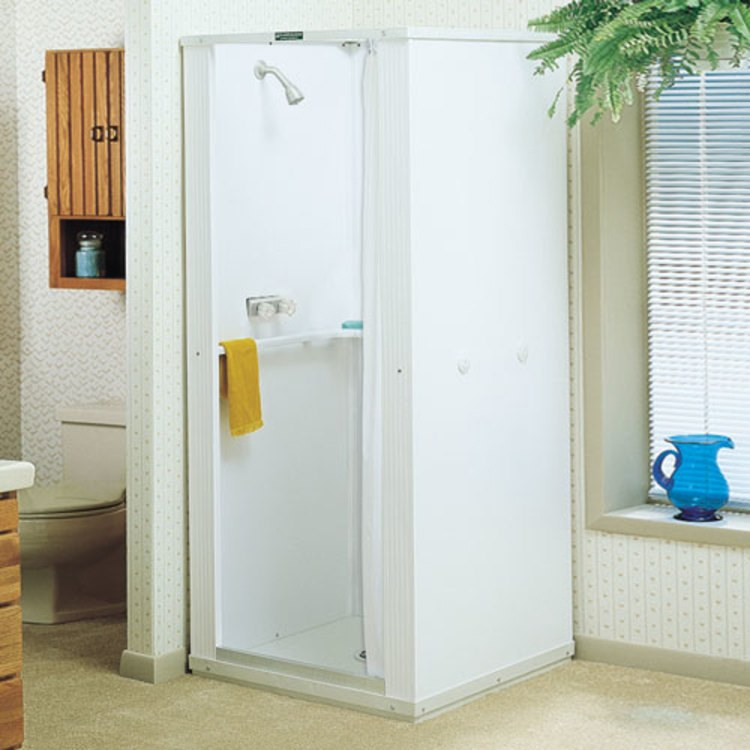 Buy Mustee 68 Durastall Shower Stall With 32 D X 32 W