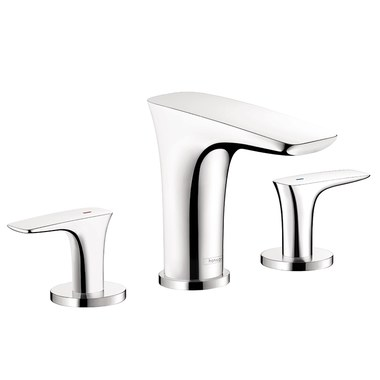 Hansgrohe 15073001 - PuraVida 110 Lavatory Faucet
