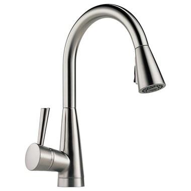 Brizo 63070LF-SS - Venuto Kitchen Faucet