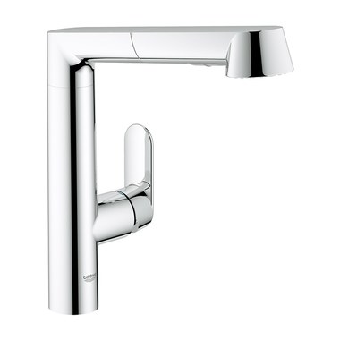Grohe 32178000 K7 Single Handle Pull Out Kitchen Faucet