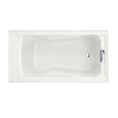 American Standard 2422vc 020 Evolution Whirlpool Tub