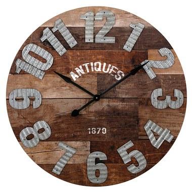 Imax 18333 Antiques Wall Clock