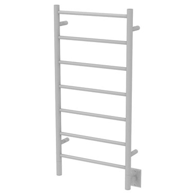 AMBA FSW Jeeves F 7-Bar Straight Stainless Steel Towel Warmer