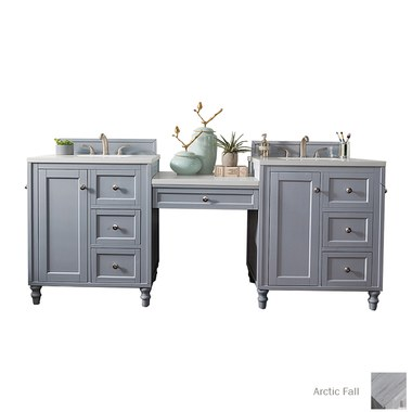 James Martin Furniture 301 V86 Sl Du 3af Copper Cove Encore Vanity