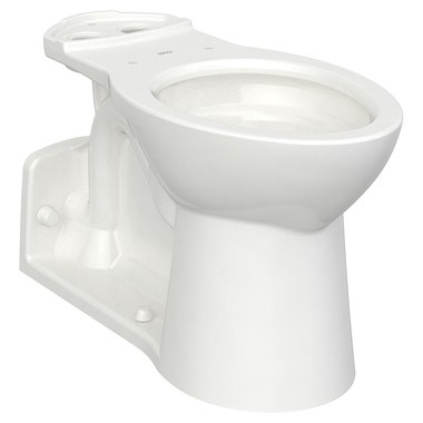 Pleasing American Standard 3359A101 020 Toilet Bowl Yorkville Elongated Right Height With Everclean White Ada 16 1 2 Inch 1 28 Gallons Per Flush Floor Rear Evergreenethics Interior Chair Design Evergreenethicsorg