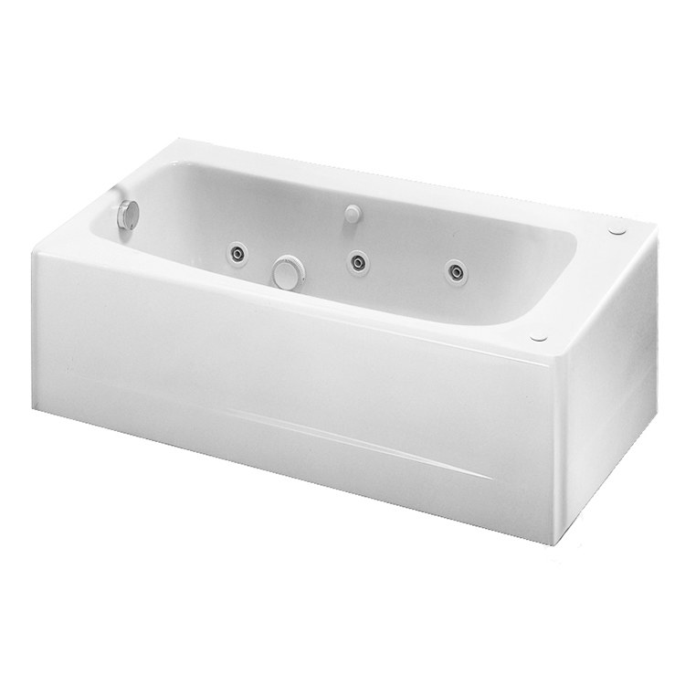 American Standard 2460.028WC.020 - Cambridge Whirlpool Tub