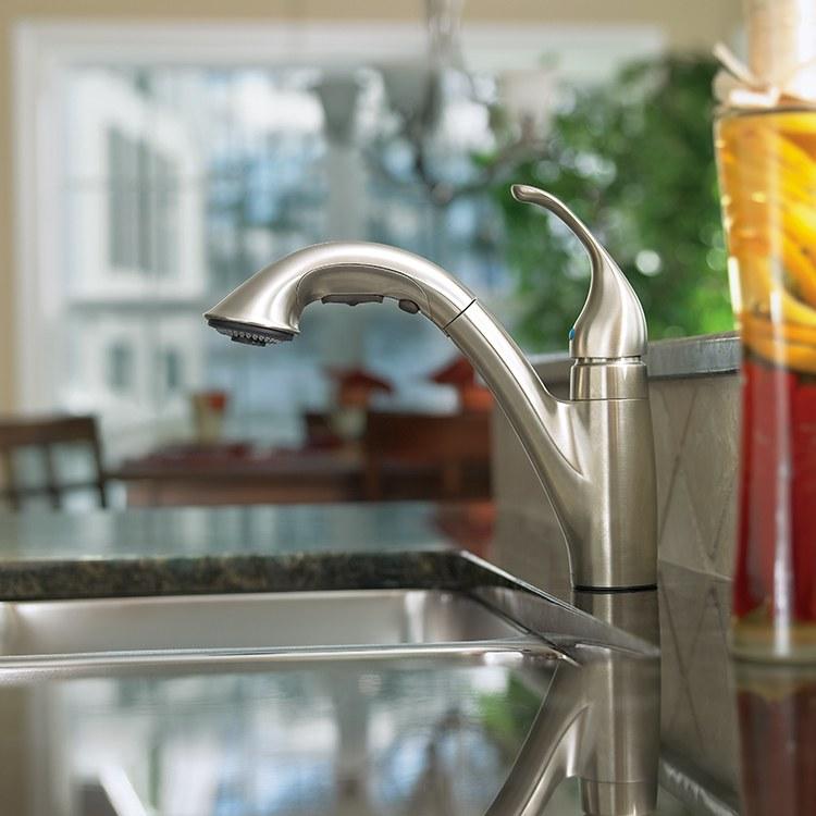 Moen 7545c Camerist Kitchen Faucet