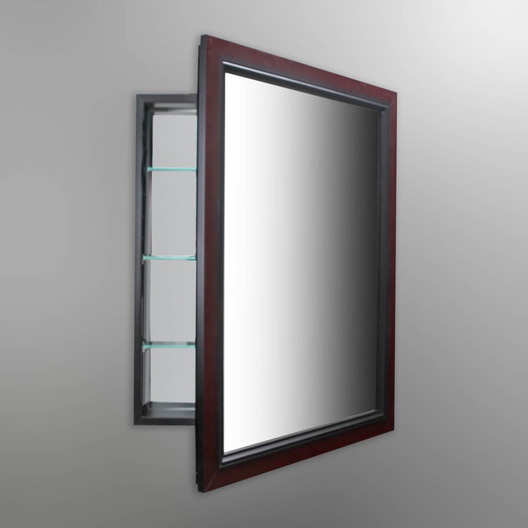 medicine cabinets u0026 vanities robern plw2430bbm more images u0026 video