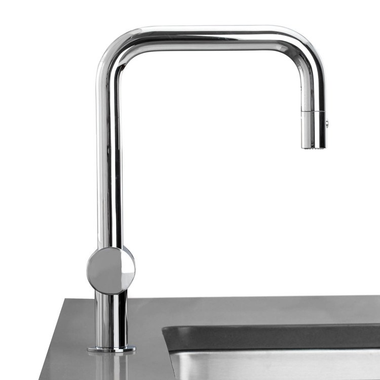 grohe minta kitchen faucet - 28 images - contemporary shower grohe ...