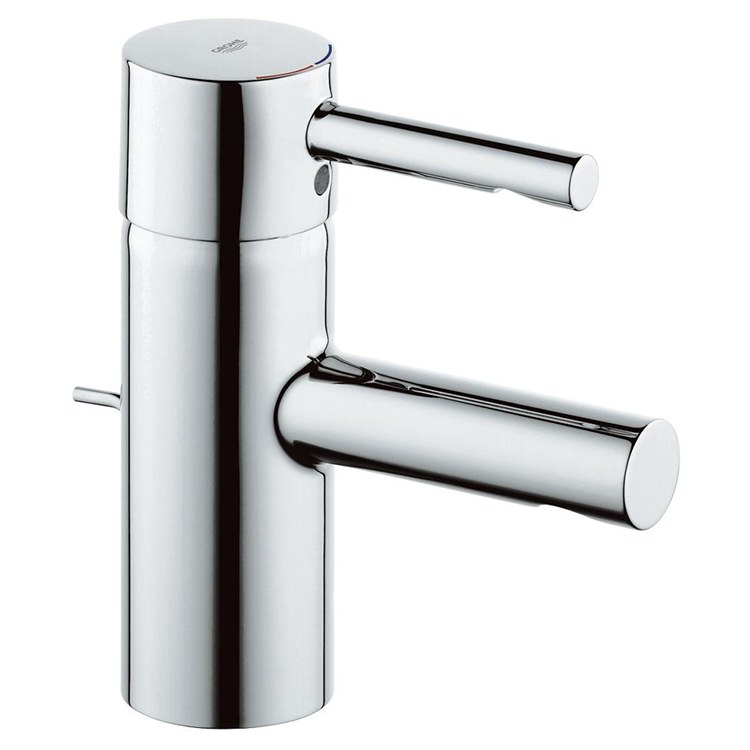 Grohe 32 216000 Essence Single Handle Hole Bathroom Faucet With Drain S Size