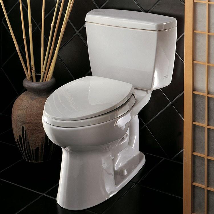 Cst744sl01 Drake: Eco Drake Toilet