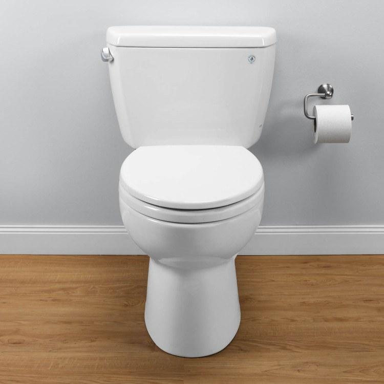 Toto Cst744e 01 Eco Drake Toilet