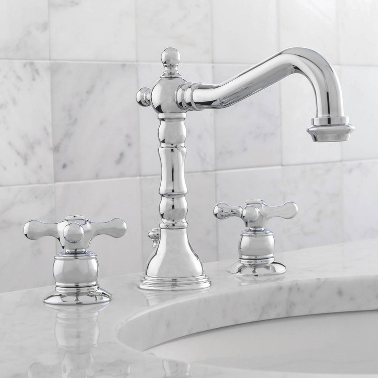 Symmons Slw 4412 Carrington Lavatory Faucet