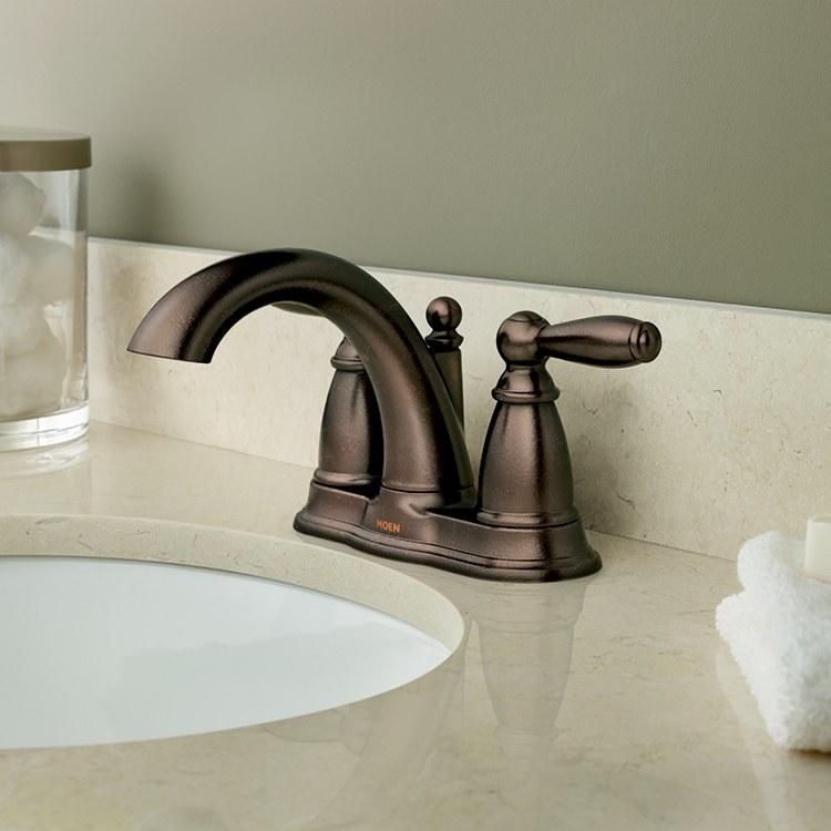 Moen 6610orb Brantford Lavatory Faucet