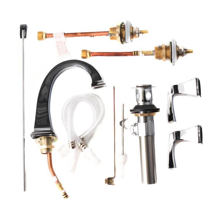 Delta 3551lf Dryden Lavatory Faucet