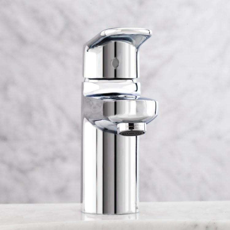 grohe 33170002 europlus lavatory faucet. Black Bedroom Furniture Sets. Home Design Ideas