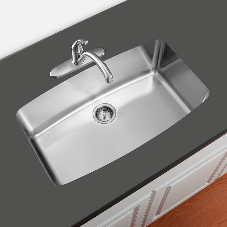 Mirabelle Sinks Undermount 8 Widespread Bathroom Faucet Oil Rubbed Bronze Reversible Sink By
