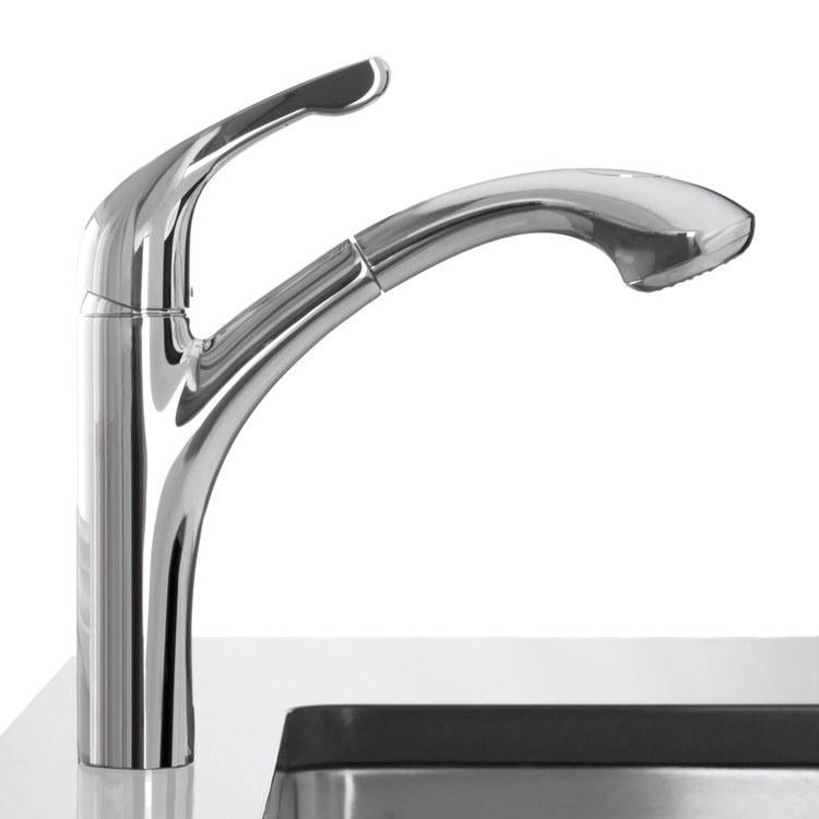 Hansgrohe Allegro E Lowrider Kitchen Faucet