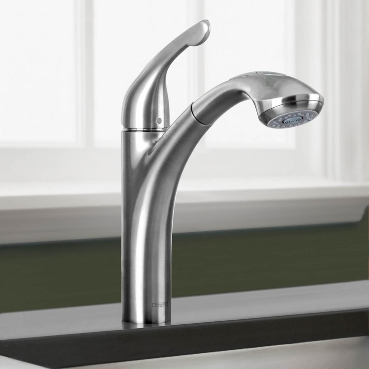 Hansgrohe 04076860 Allegro E Kitchen Faucet
