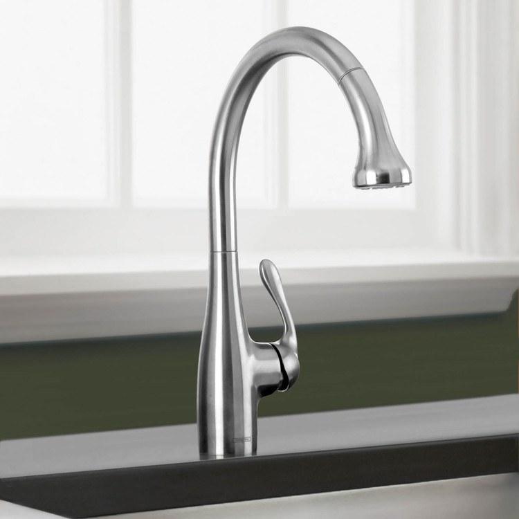 Hansgrohe 06460860 Allegro E Gourmet Kitchen Faucet