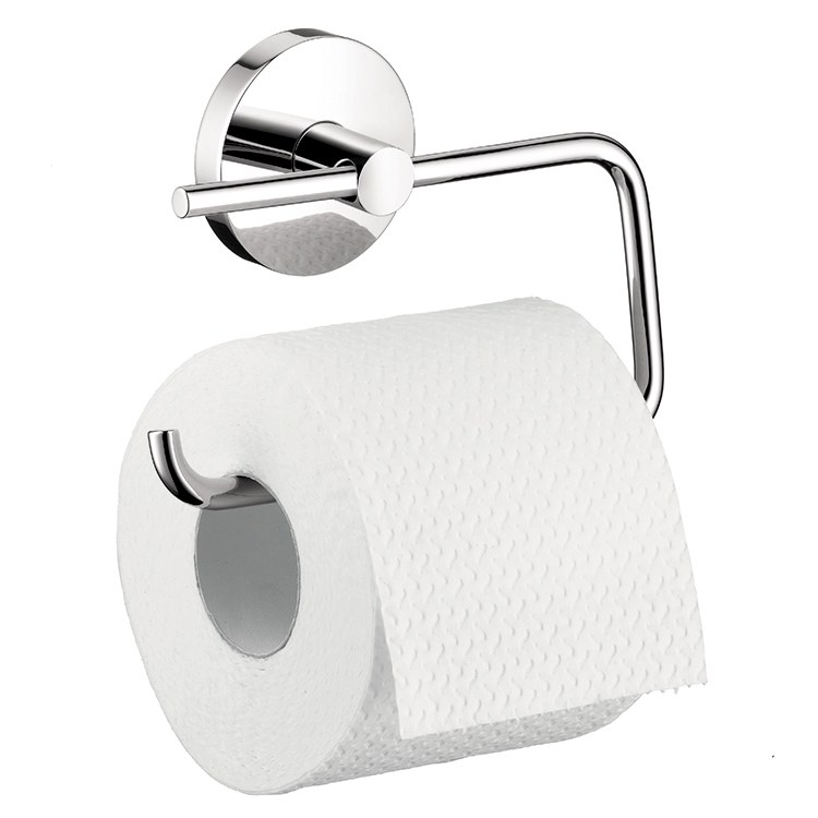Hansgrohe 40526000 Logis Toilet Paper Holder