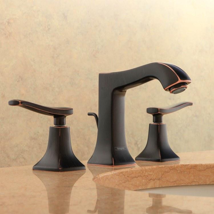 Hansgrohe 31073921 Metris C Lavatory Faucet