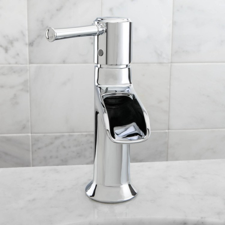 Buy hansgrohe 14127821 talis c single handle open spout bathroom faucet riverbend home for Hansgrohe talis bathroom faucet