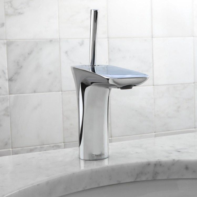 Hansgrohe 15070001 - PuraVida 110 Lavatory Faucet