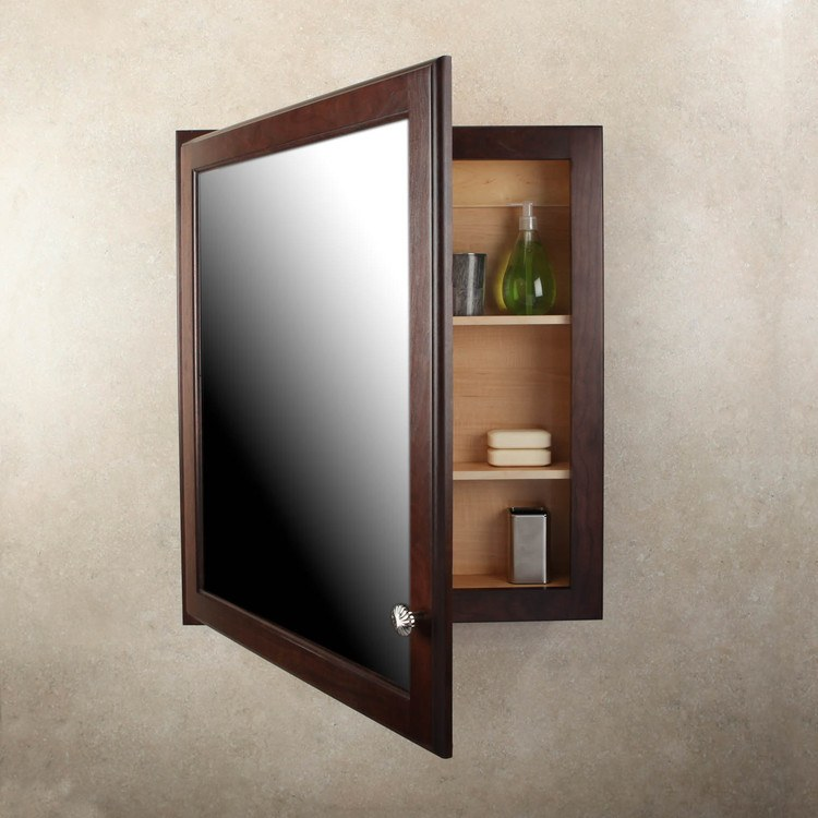 Medicine Cabinets u0026 Vanities Woodpro BM24RMLUMCS. More Images u0026 Video & Woodpro BM24RMLUMCS - Ulverston Medicine Cabinet