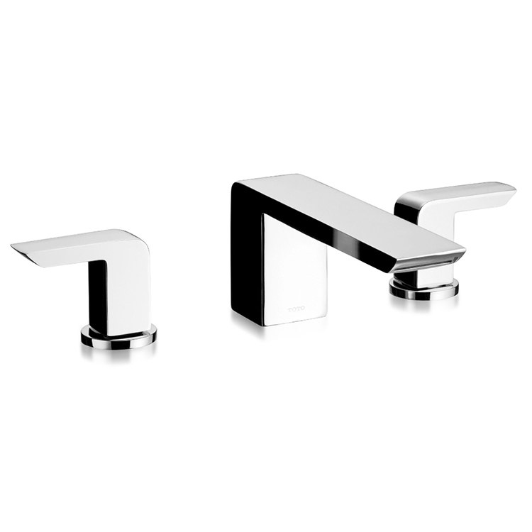 Toto TB960DD#CP - Soiree Tub Filler Trim