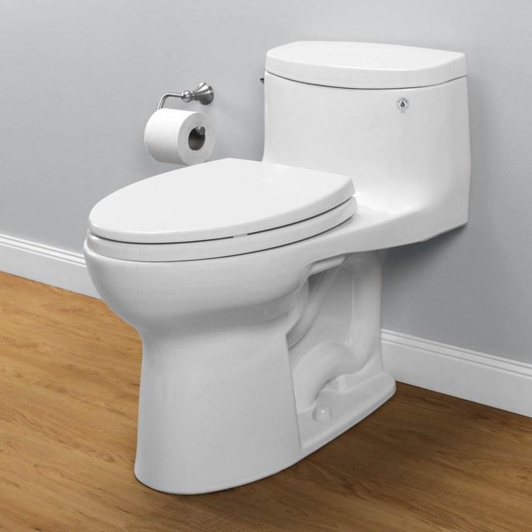 Toto Ms634114cefg 01 Supreme Ii Toilet